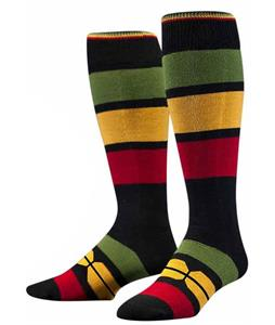 Stance Redemption Socks Rasta
