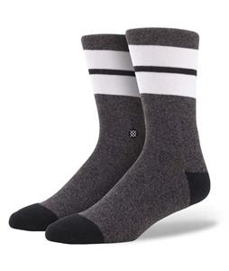 Stance Sequoia Socks Black