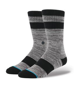 Stance Smudge Socks Grey