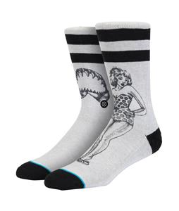 Stance The Deep Socks Black