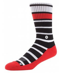 Stance Theotis Coolmax Socks Black