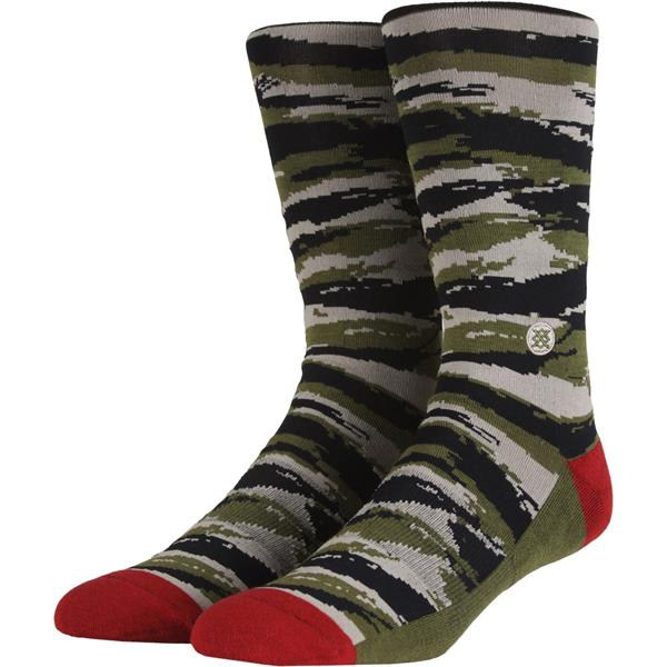 Stance Tiger Toe Socks