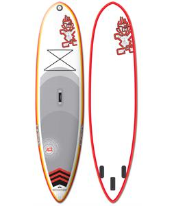 Starboard Blend Astro Fun Inflatable SUP Paddleboard Orange 11ft 2in x 32in