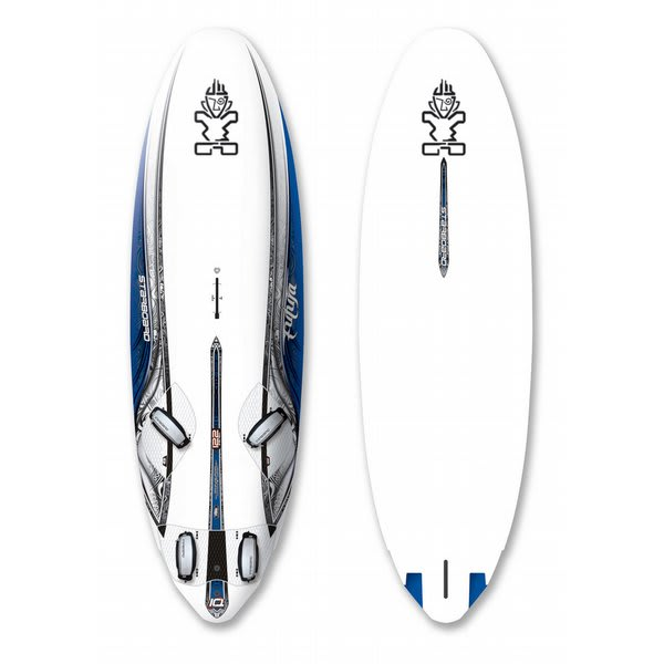 Starboard Futura Tuffskin Windsurf Board 122Ltrs 72cm