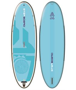 Starboard Serenity Yoga Zen Inflatable SUP Paddleboard