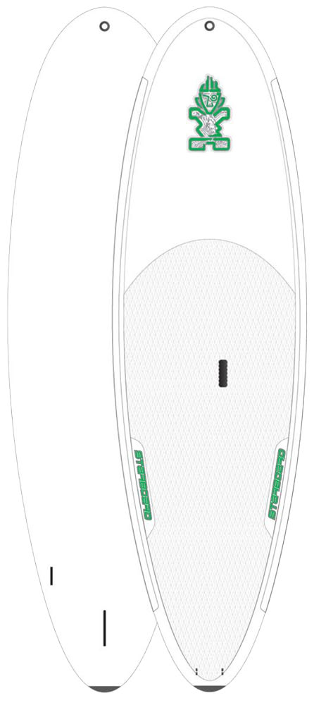 Shop for Starboard Slick SUP 10'
