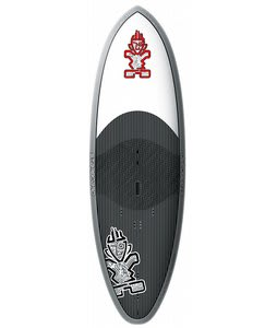 Starboard Super Wave Windsurf Board Silver 8ft 10in