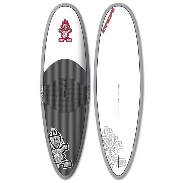 Starboard Whopper AST Silver SUP Paddleboard