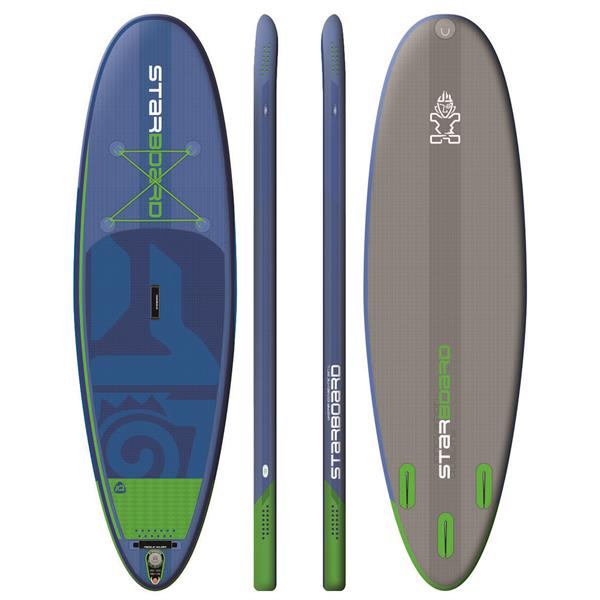 Starboard Whopper Zen Inflatable SUP Paddleboard