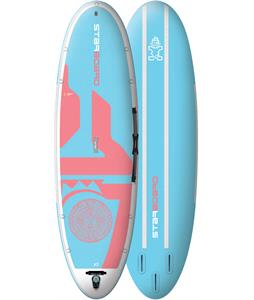 Starboard瑜伽和谐禅宗充气SUP Paddleboard