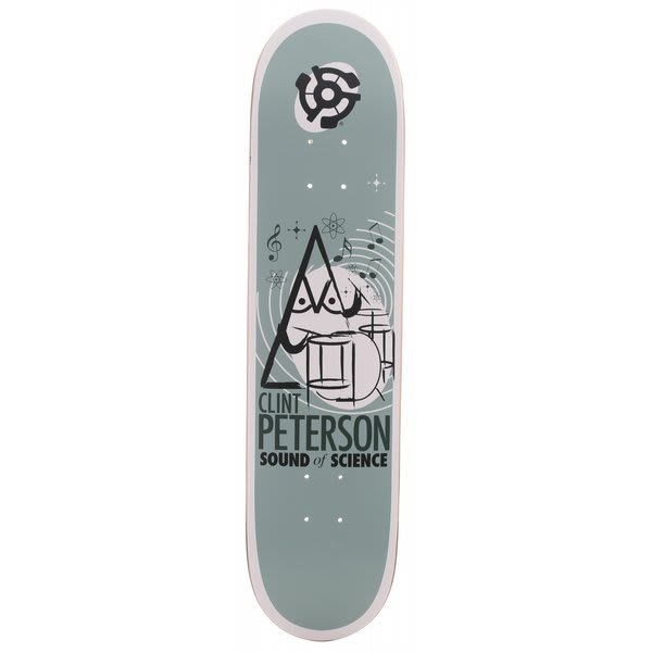 Stereo Peterson Sos Skateboard Deck