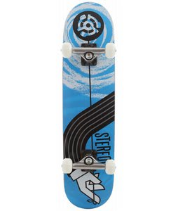 Stereo Yo-Yo Mini Skateboard Complete Blue