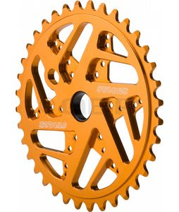 Stolen 7075 Mood Ring Bike Chainwheel Gold 25T