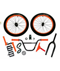 Stolen Cheater Bike Part Kit Neon Orange