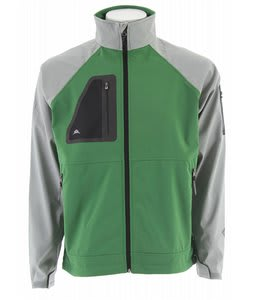 Stormtech Aeros H2Xtreme Shell Jacket Kiwi/Greystone