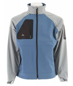 Stormtech Aeros H2Xtreme Shell Jacket Teal/Greystone