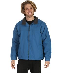 Stormtech Apex Fleece Lined Jacket Cool Blue/Granite