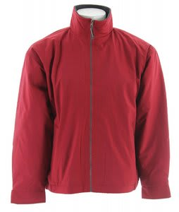 Stormtech Cascade Thermal Shell Jacket Dark Crimson