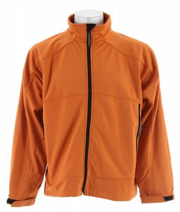 Stormtech Cirrus H2X Bonded Shell Jacket Sunset