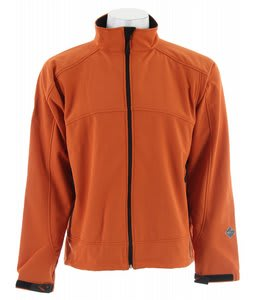 Stormtech Cirrus H2Xtreme Bonded Jacket Harvest Pumpkin