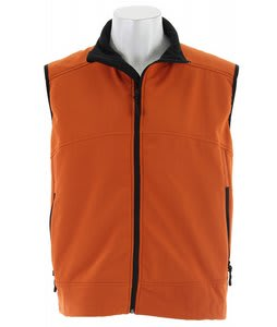 Stormtech Cirrus H2Xtreme Bonded Vest Harvest Pumpkin