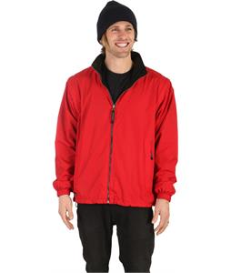 Stormtech Fleet Micro Reversible Jacket Red/Black