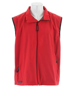 Stormtech Fleet Microripstop Vest Red