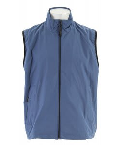 Stormtech Fleet Microripstop Vest Reverse Blue