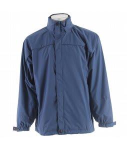 Stormtech Fleet Ripstop Rainshell Jacket Reverse Blue