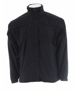 Stormtech Fleet Ripstop Rainshell Jacket Black