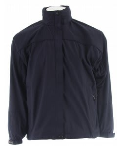 Stormtech Fleet Ripstop Rainshell Jacket Navy