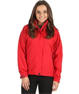 Stormtech Fleet Ripstop Rainshell Jacket Red