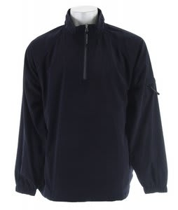 Stormtech Geos Micro L/S Windshirt Navy