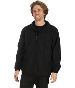 Stormtech Gulfstream Microfiber Shell Jacket Black