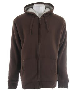 Stormtech Heritage Sherpa Lined Full Zip Fleece Brown
