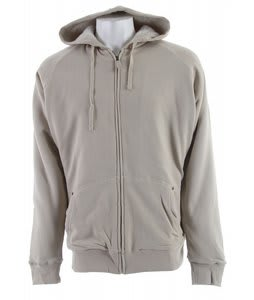 Stormtech Heritage Sherpa Lined Full Zip Fleece Sandstone