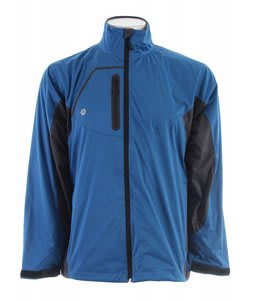 Stormtech Nautilus Packable Storm Jacket Cool Blue/Granite