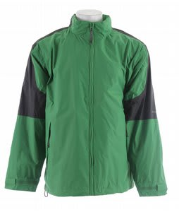 Stormtech Nautilus Packable Storm Jacket Kiwi/Granite