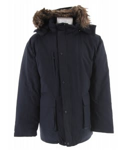 Stormtech Nordic Down Fill Parka Jacket Navy
