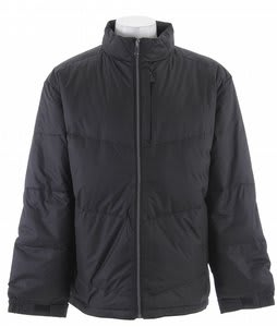 Stormtech Peak Down Jacket Black
