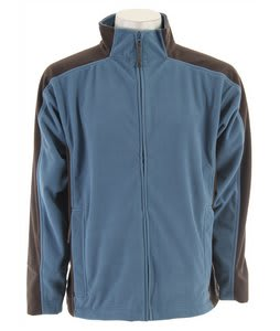 Stormtech Polaris H2X Fleece Shell Jacket Pacific Blue/Steel Grey