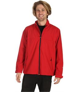 Stormtech Stratus Storm Rain Jacket Red/Black