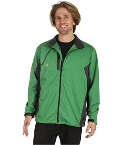 Stormtech Trident Microflex Storm Shell Jacket Kiwi/Granite