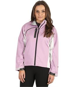 Stormtech Trident Microflex Storm Shell Jacket Lavender Herb/White