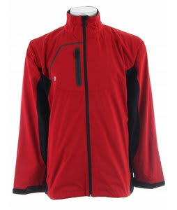 Stormtech Trident Microflex Storm Shell Jacket Red/Black