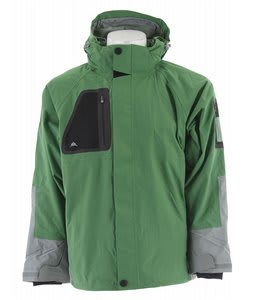 Stormtech Triton H2Xtreme Shell Jacket Kiwi/Greystone