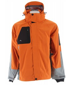 Stormtech Triton H2Xtreme Shell Jacket Sunset/Greystone