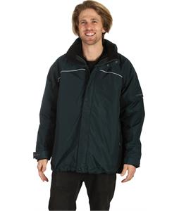 Stormtech Vortex System Jacket Dk Forest/Black