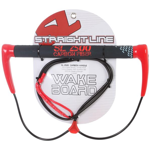 Straight Line 2500 Carbon Wakeboard Handle