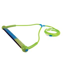 Straight Line Amoeba-Tak Wakeboard Handle Green